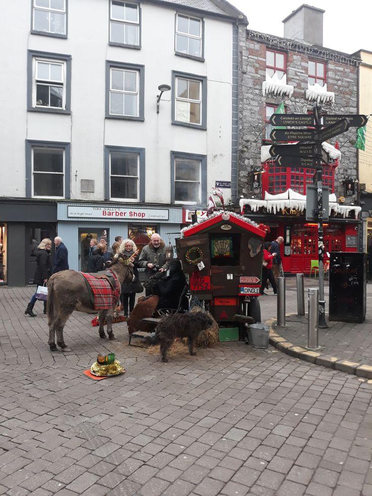 Christmassy Galway