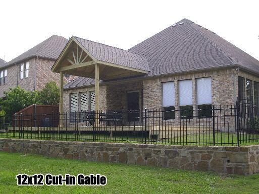 13 best Gable Porches images on Pinterest | Front porch design ...