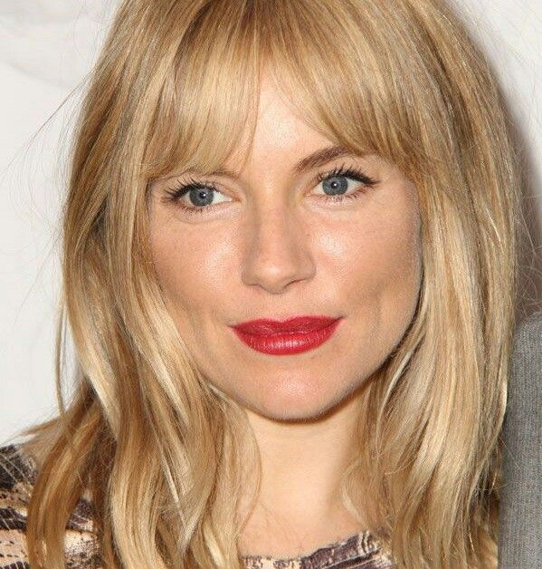 parted bangs ideas