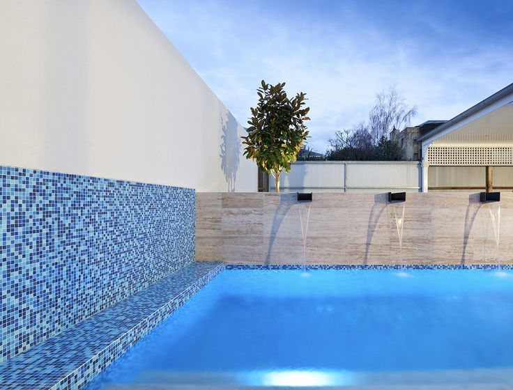 40 best Pools images on Pinterest | Mosaic, Pool tiles and ...