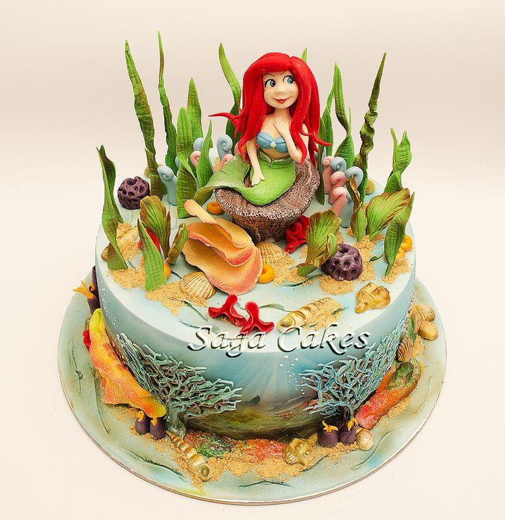 Ariel https://www.facebook.com/saga.cakes #tortesaga #tortebeograd # ariel cake #arieltorta