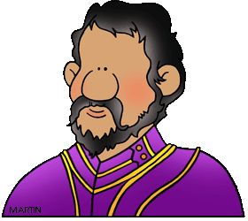 Hernando de Soto - Explorers - Free Lesson Plans for Teachers, Games for Kids