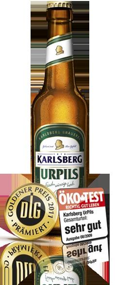Karlsberg UrPils.  The best Beer Ever!