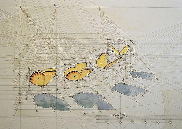 Rafael Araujo y la geometría descriptiva