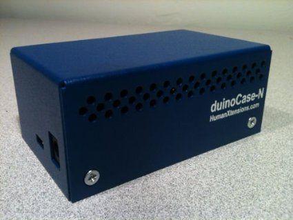 duinoCase-N - Quality Metal Enclosure for Netduino