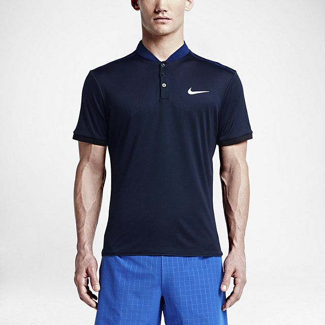 ff5c8eabf4fa1 Polo de tennis NikeCourt Advantage Premier pour Homme   Technical garments    Pinterest   Tennis, Polos and Father father