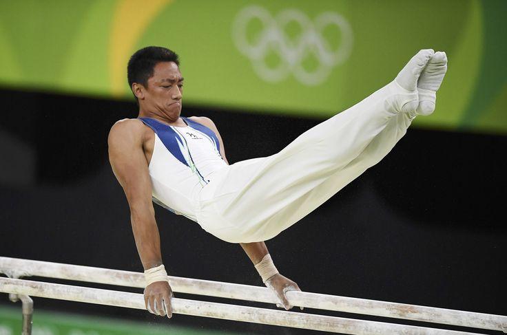 rio olympics 2016 turkey | Super Mario clinches gymnastics finals place…