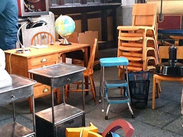 10 estrategias para vender tus muebles usados: Tasa tus muebles usados con criterio comercial