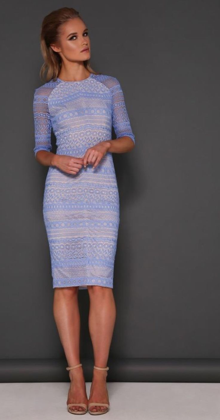 Fitted Cocktail dress  Designer- Elle Zeitoune