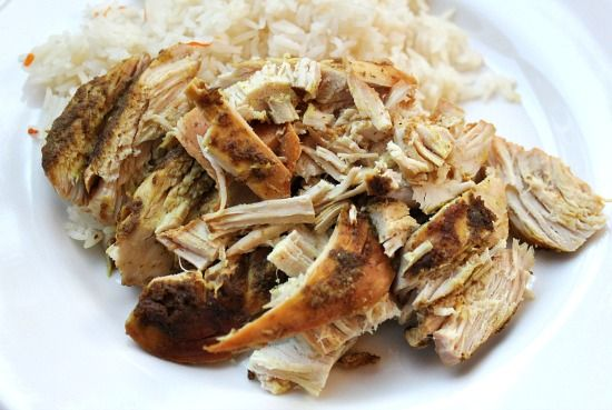 Easy Slow Cooker Recipes – Honey Baked Chicken
