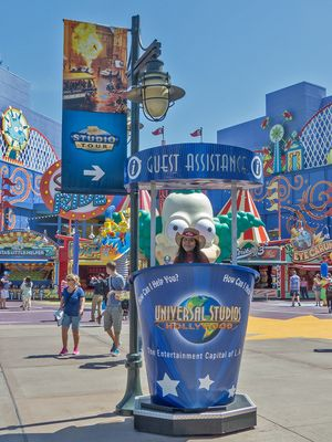 What you don't know about Universal Studios Hollywood could cost you time - and money: Special Needs: Accesibility, Pets and the Like
