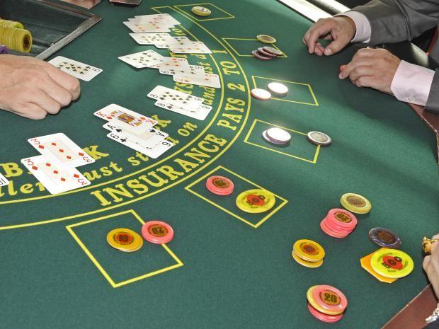 Permainan Kartu Blackjack