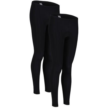 Wiggle | dhb Women's Active Padded Waist Tight-Pack of 2 | Cycling Tights