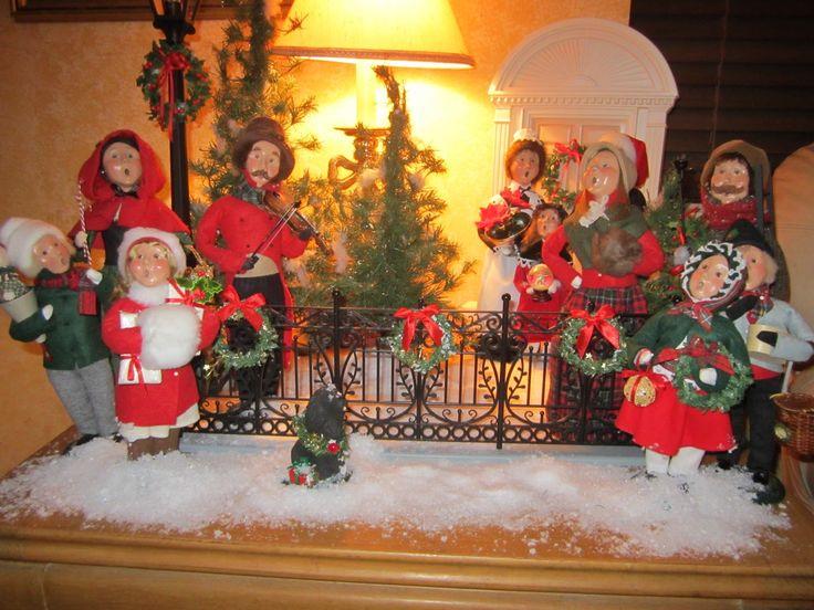 92 best Chór świąteczny-Choir Christmas images on Pinterest - christmas carolers decorations