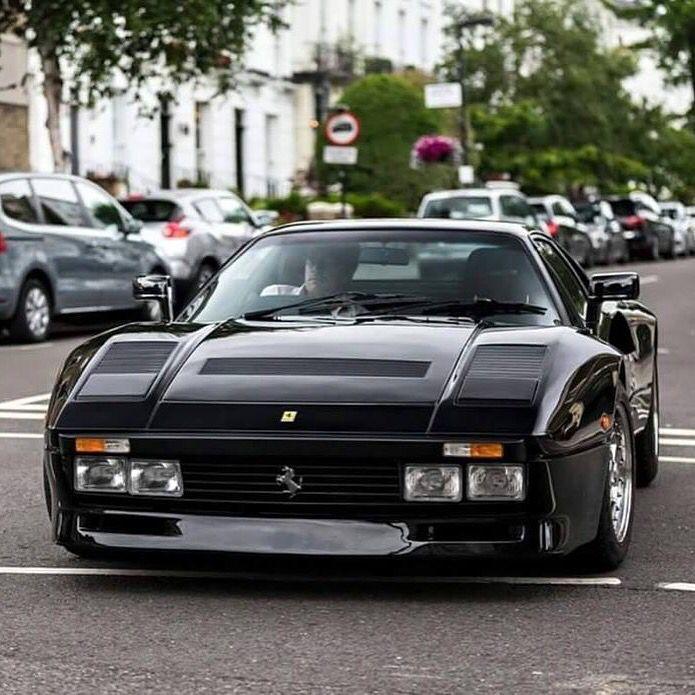 288 GTO #dadriver  #Ferrari #280GTO  @ferrari.automobile
