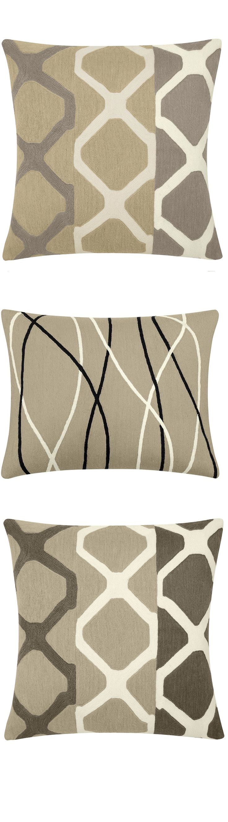 17 Best images about Gray Pillows on Pinterest Sofa pillows, Gray and Throw pillows