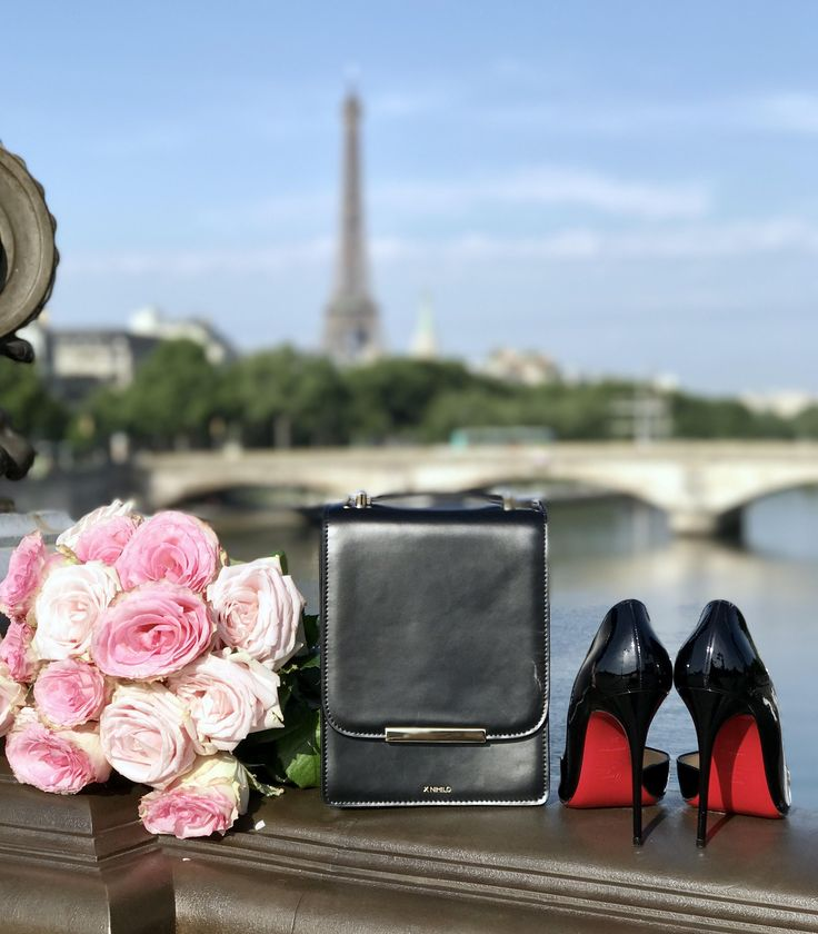 X Nihilo Sasha Bag & Christian Louboutin Red Soles | Of Leather and Lace
