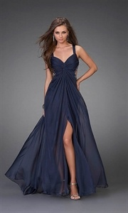 This would be beautiful for Mallory as a prom dress.