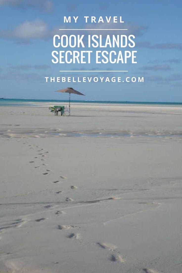 A Cook Islands Honeymoon   The Belle Voyage