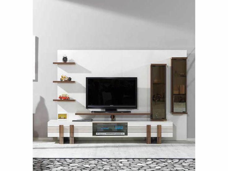 Sönmez Home | Modern Duvar Duvar Ünitesi Takımları | Avensis Tv Ünitesi