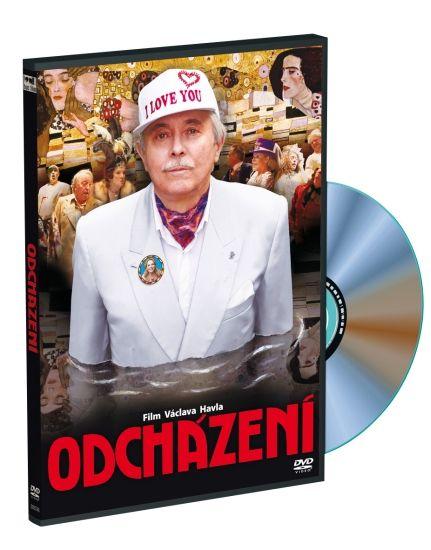 Český film na dvd Václava Havla Odcházení 2011