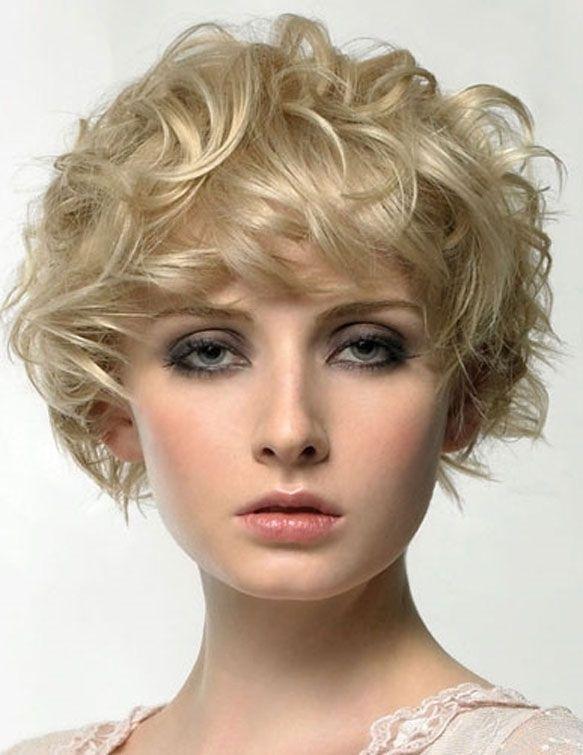 Tendance Mode: Ondulées Idées coiffure courte 2013
