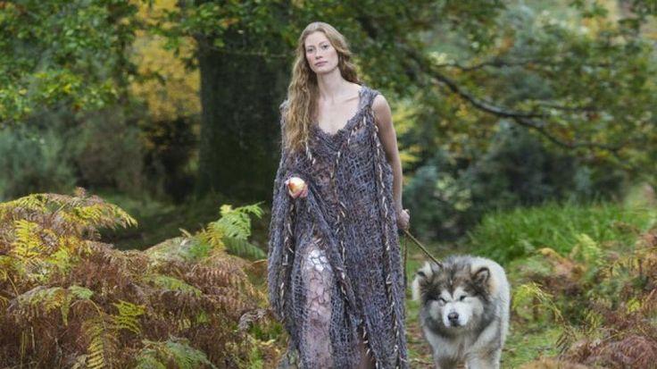 Vikings series. Here comes the home wrecker, Aslaug.