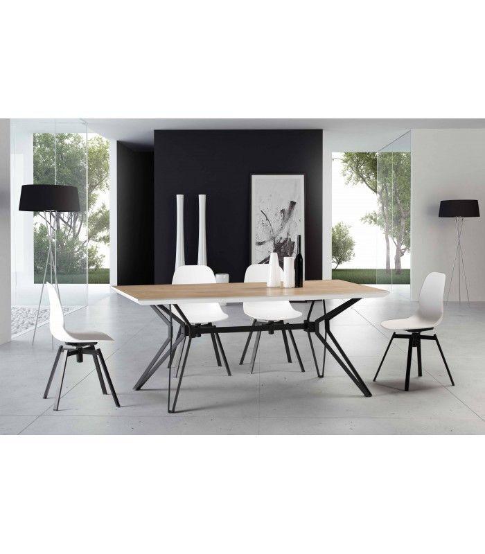 Deseas comprar Texas 180x90 mesa comedor diseño industrial ...