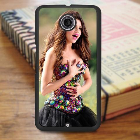 Selena Gomez Singer Beautiful Nexus 6 Case