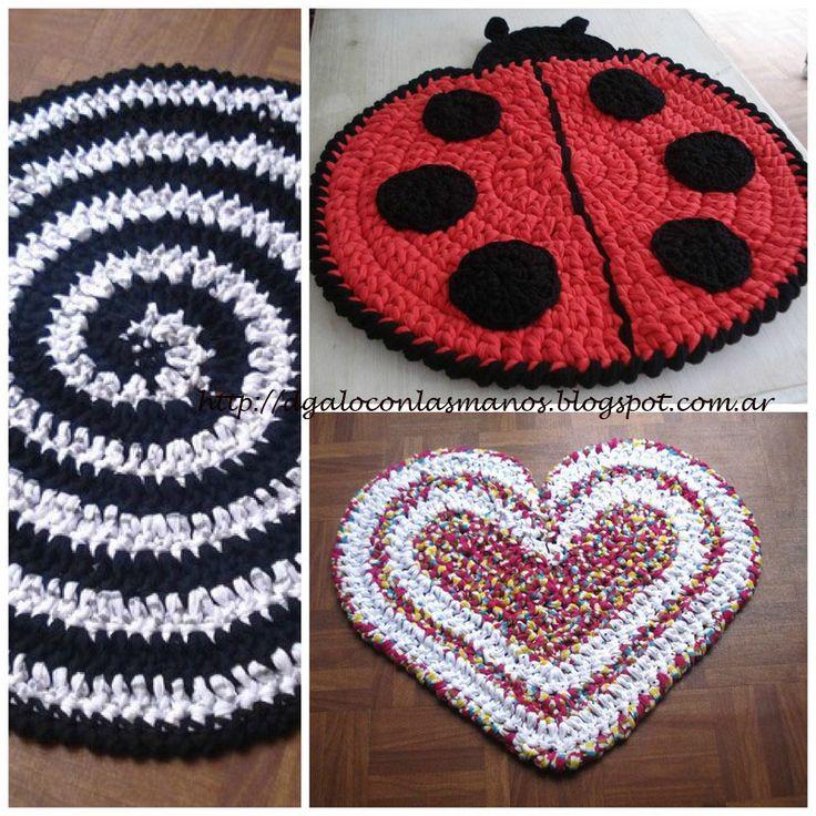Blog sobre tejidos a crochet y manualidades en general