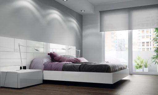 Iluminar el dormitorio. Colección Slaap de Kibuc