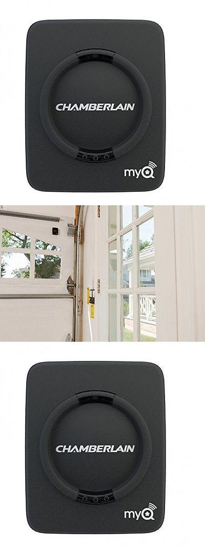Garage Door Remotes 85899: Chamberlain Myq Universal Smart Garage Door Opener Second Door Sensor Myqg0202 -> BUY IT NOW ONLY: $39.79 on eBay!