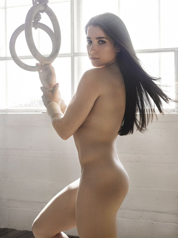 Top Athletes Go Nude, Showcase Amazingly Sculpted Bodies -2479