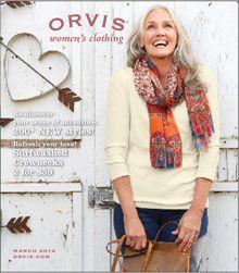 women clothing catalog