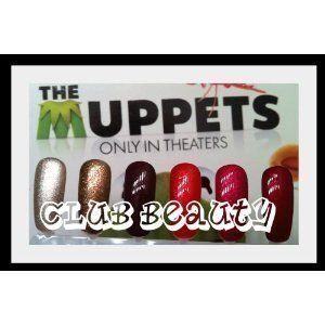 Opi Winter Collection Muppets Neutrals