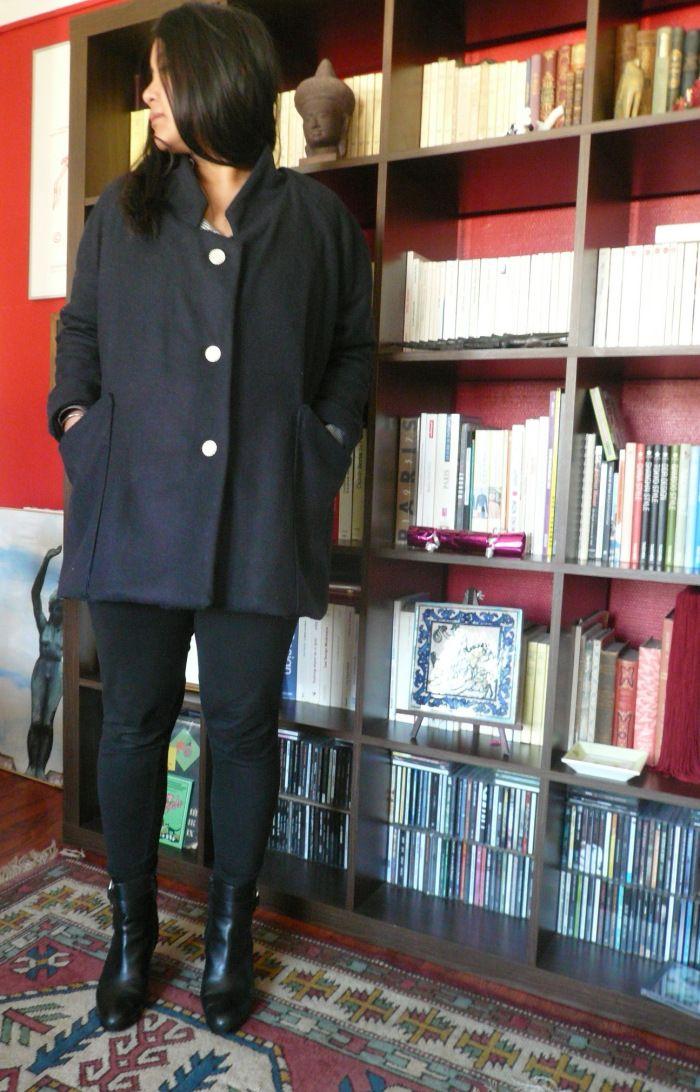 Et voici mon premier manteau: Raymond!!!Hourra!!! Mais pas du tout fingers in the nosecontrairement àd'autres bloggeuses dont j'admire les versions parfaitesici,iciou là.Pour …