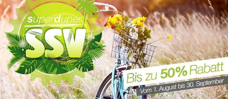 Sommerschlussverkauf bei der Radwelt - http://wp.me/p76HNc-2dZ ➤ Fahrrad Restposten & Fahrräder Angebote ✓ SSV Angebote rund ums Fahrrad ➥ bis -50% auf aktuelle Ware sparen! ✓ Radwelt Berlin