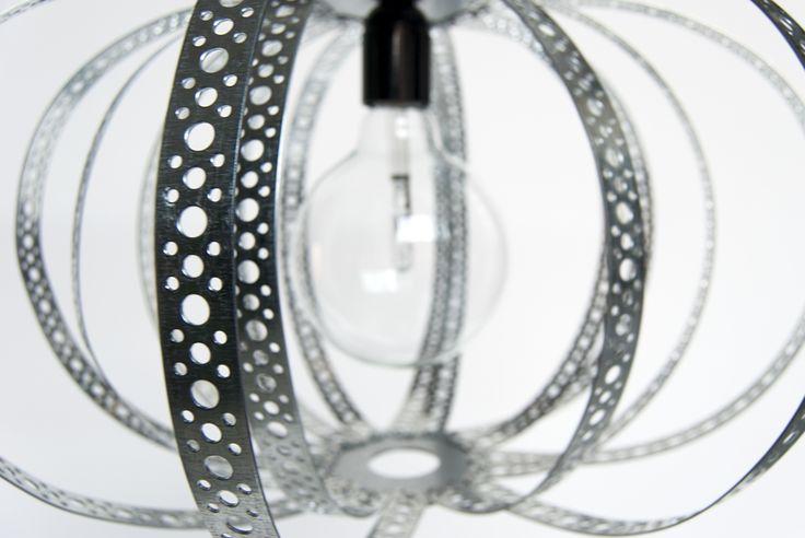 HAIM DESIGN - Pumpkin Orbit Pendant lamp