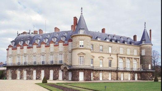 Château de Rambouillet, France