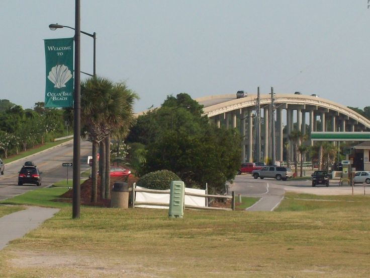 Ocean Isle Beach, North Carolina - Wikipedia, the free encyclopedia