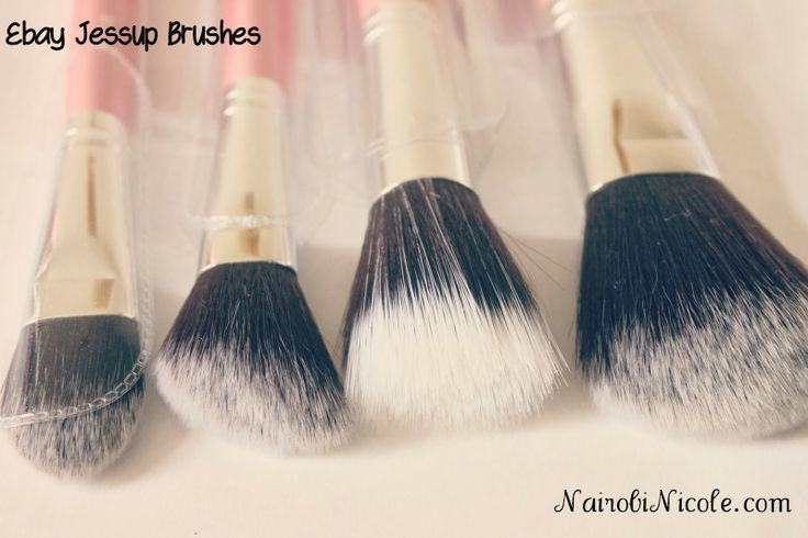At 29.99 it made absolutely no sense not to buy these brushes.  They are so soft. You want to check these out ASAP! Ebay Jessup Brushes