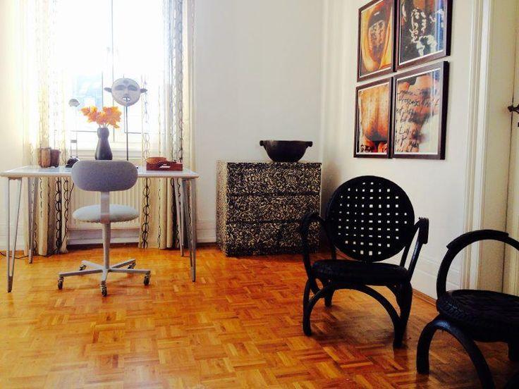 Schöne Wohnung in Frankfurt Nordend-Ost. Wohnen in Frankfurt.  #Frankfurt #apartment # bedroom