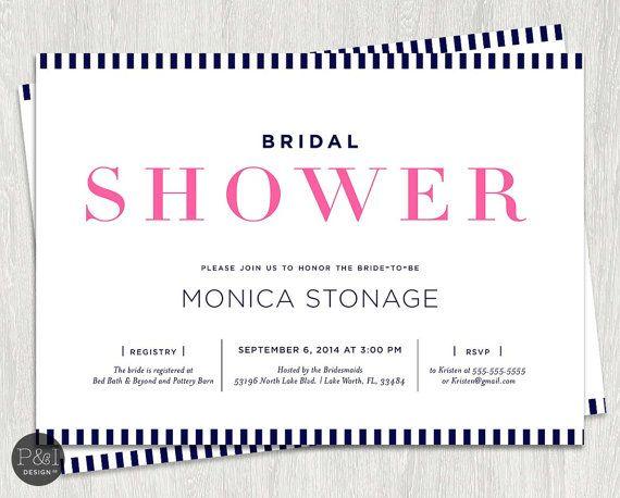 39 best bridal shower ideas images on pinterest invitations online bridal shower invitation diy digital file customized printable filmwisefo Images
