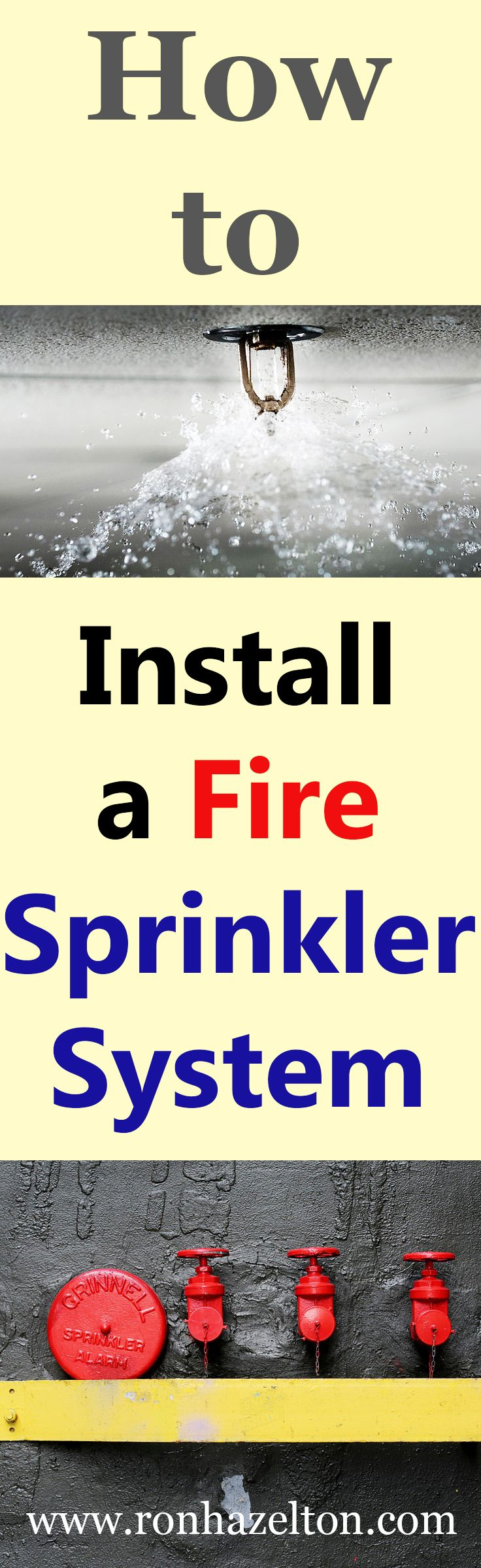 A kitchen fire can engulf an entire house, but not when you have sprinklers. #HouseCalls