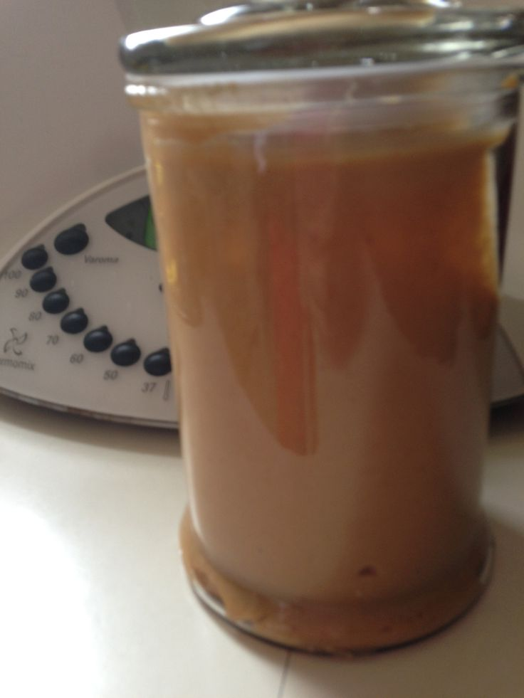 Thermomix Peanut Butter