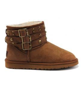UGG 6809 Classic Short Boots Chestnut $139.00 http://www.theonfoot.com/