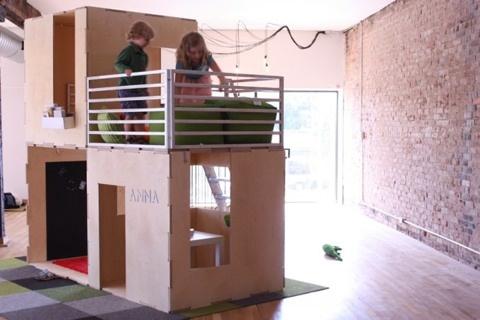 modern playhouse by play modern