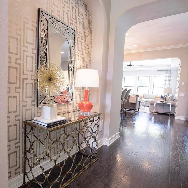 Hwta Is An Accent Wall: 205 Best Images About Color Me: Metallic On Pinterest