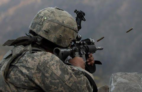 AR-15 - The Semiautomatic rifle