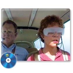 Instrument Rating Checkride Course - DVD for Windows - Guarantee you'll pass the FAA Instrument Rating Oral Exam & Practical Test.